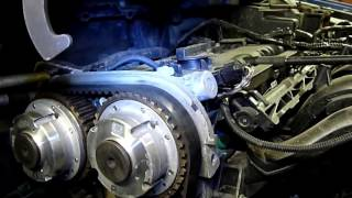 видео Замена ремня ГРМ Форд Фокус 2 своими руками