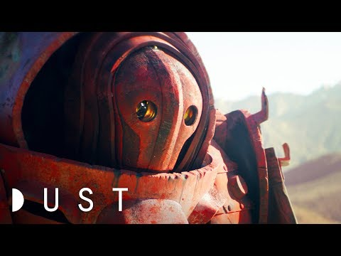Sci-Fi Short Film A Crimson Man presented by DUST