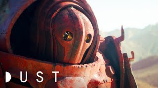 "Sci-Fi Short Film ""A Crimson Man"" presented by DUST"