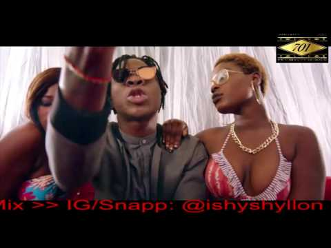 Dj ShyShy Shyllon - AfroVid Blazers
