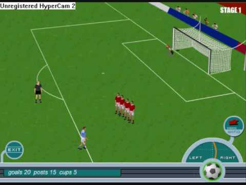 Roberto Baggio's Magical Kicks - Contender For Best Placed Goal