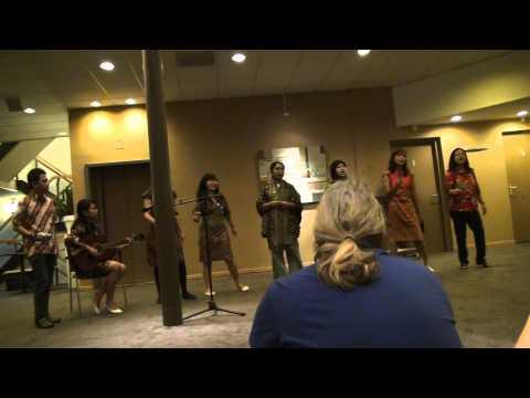 Zomercursus Zeist 2011: Indonesisch liedje