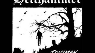 HellHammer - Triumph Of Death - Full Demo (1983)