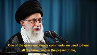 Viewing Hajj as political is precisely taught by Islam: Imam Khamenei