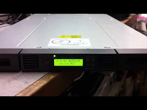 HP 18 G2 TAPE AUTOLOADER WINDOWS 10 DRIVERS DOWNLOAD
