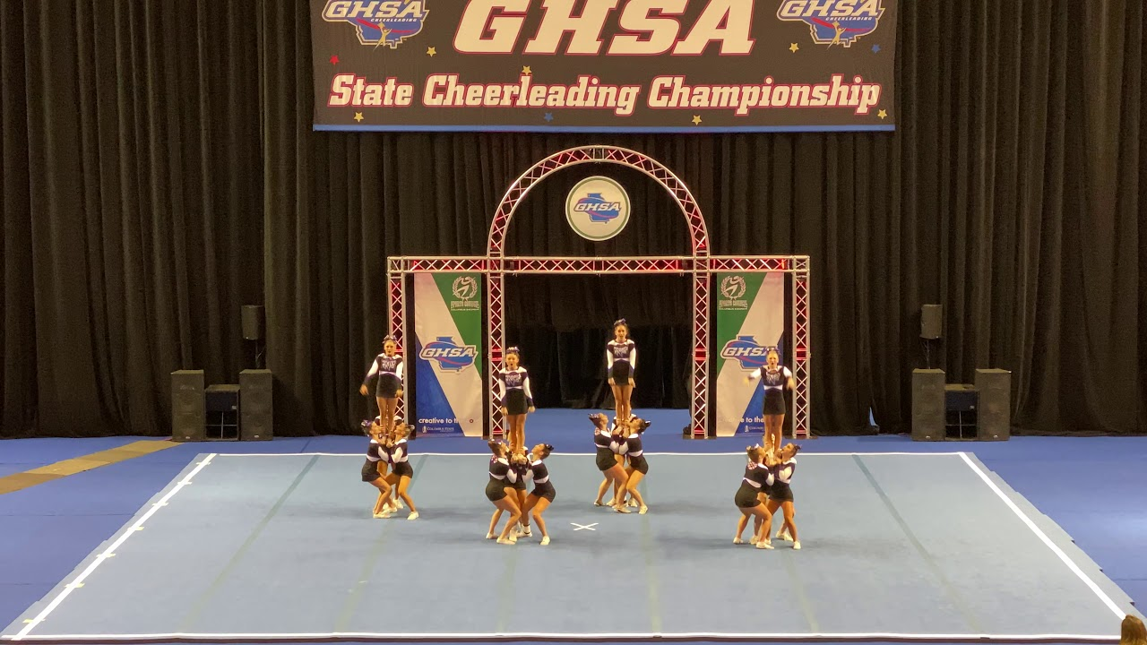 2019 GHSA State Competition - North Forsyth