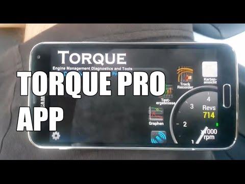 torque pro deutsch