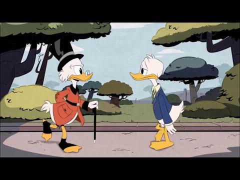 Scrooge McDuck vs Donald Duck   DuckTales