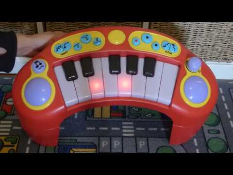 Early Learning Centre - Chunky Keys Keyboard