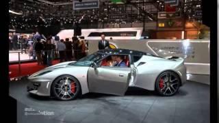 Новинка! Lotus Evora 400 - Видео обзор характеристик, экстерьера и интерьера. Необычное Авто! 2015(Новый автомобиль. Презентация экстерьера и внутренней отделки. Почти прямой репортаж с последнего автошоу..., 2015-06-25T21:54:59.000Z)