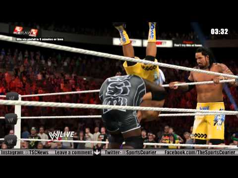 WWE 2K15: Hall of Pain DLC Review