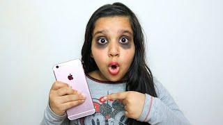 शफ़ा को ज़्यादा फ़ोन इस्तेमाल करने पर मिला ख़तरनाक परिणाम।