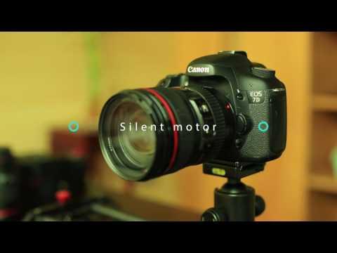 GVM Step Motor Electric camera slider
