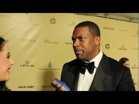 Chris Tucker Talks Rush Hour 4!
