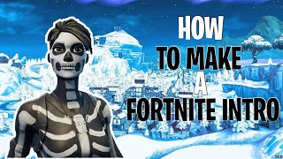How To Make a Fortnite Intro on KineMaster (iPhone and Android)