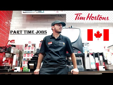 Part Time Jobs In Canada || COVID-19 || McMaster University || Hamilton || Walmart || Gas Station