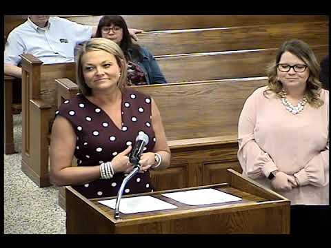 Henderson County Fiscal Court 04-23-2019