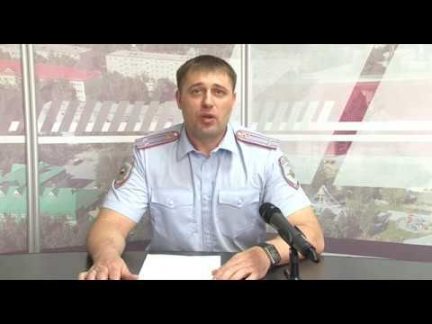 Виталий Афонченко - начальник полиции по охране общественного порядка