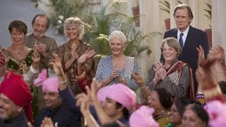 Mark Kermode reviews The Second Best Marigold Hotel