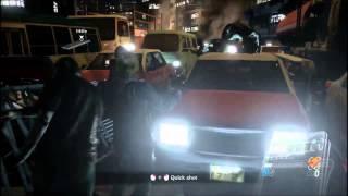 Resident Evil 6 gameplay PC