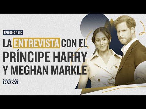 La entrevista con el Príncipe Harry y Meghan Markle y ¿Qué pasó con Pepe Le Pew? - EP #250
