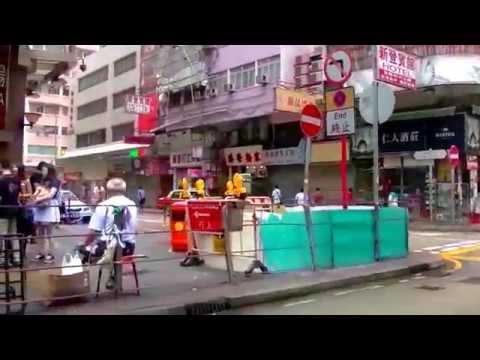 2017-香港自由行--a21機場公車彌敦道下車站步行往旺角智選假日酒店-holiday-inn-express-hong-kong-mongkok