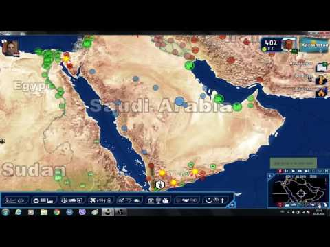 Power And Revolution 4   Saudi Arabia  , Allaincess, Yemen annexation Part 1