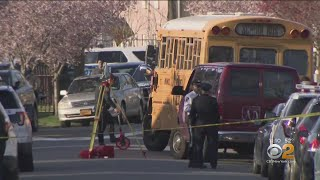 Child Killed In School Bus Traffic Accident