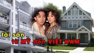 """HÉ LỘ khối tài sản khủng của Trấn Thành – Hari Won: """"rải khắp từ Mỹ đến Việt Nam"""""""