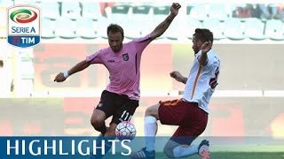 Video Gol Pertandingan Palermo vs AS Roma