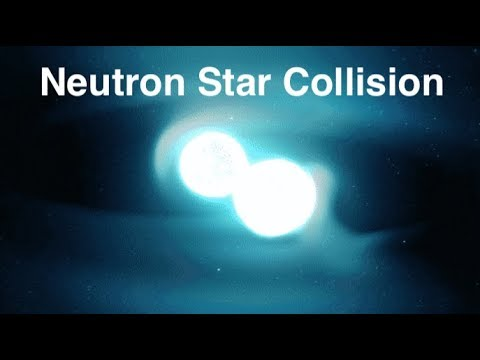 Colliding Neutron Stars, Gravity Waves & Gamma Ray Bursters