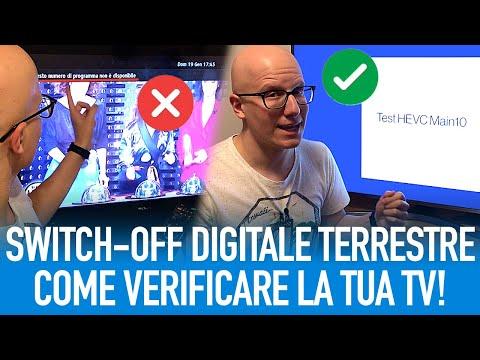Nuovo Digitale Terrestre: Come Capire Se Devi Cambiare Tv!