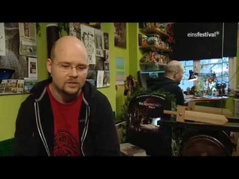 """Daniel Lieske und die """"endlose"""" Geschichte - Fantasy-Abenteuer-Comic im WW-Web"""
