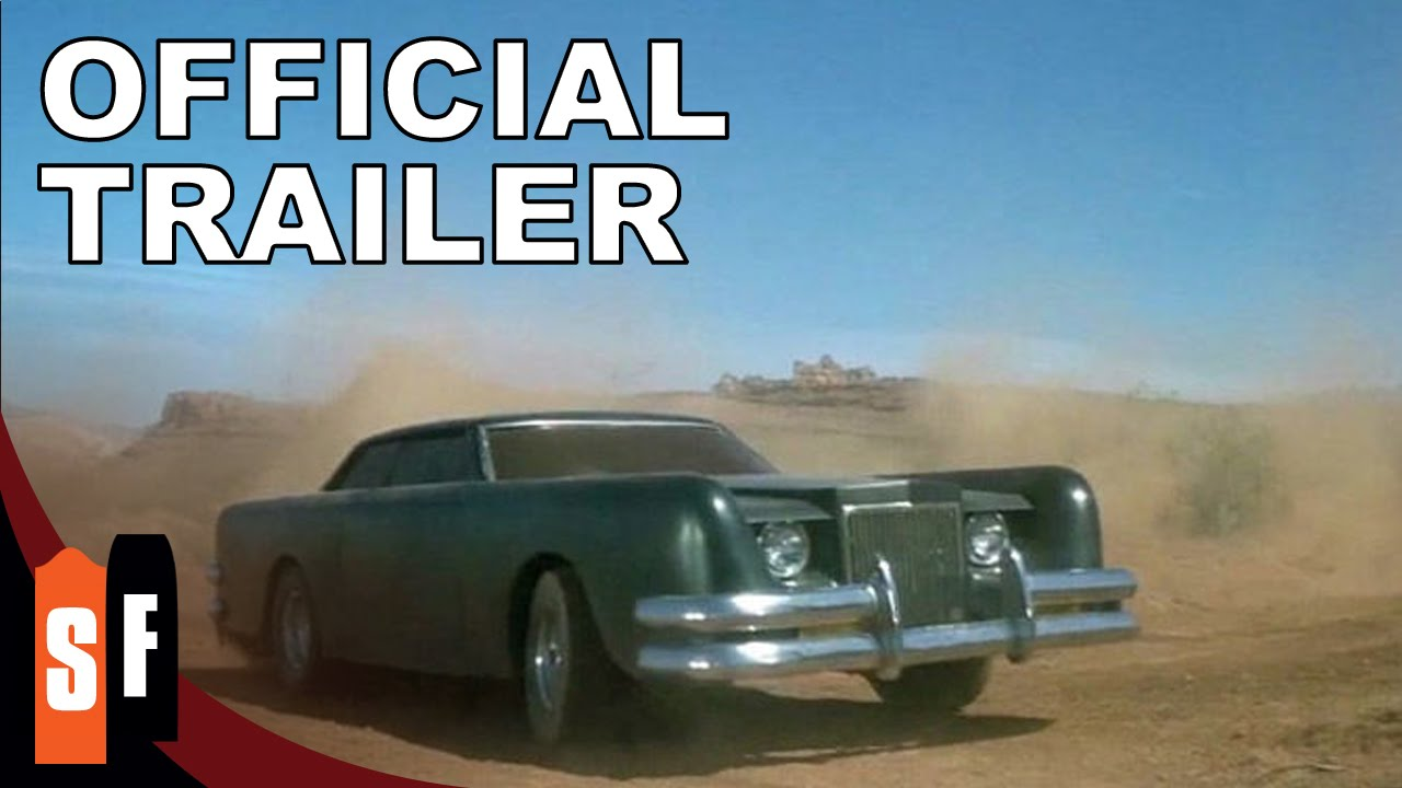 The Car 1977 Official Trailer Hd Youtube