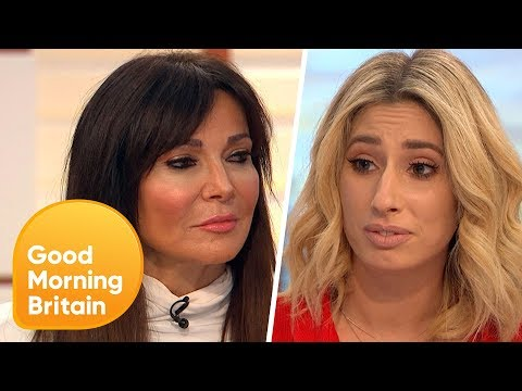Stacey Solomon Becomes Passionate During Airbrush Debate | Good Morning Britain