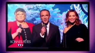 Le Groupe TF1 vous souhaite de joyeuses fêtes de fin d'année !