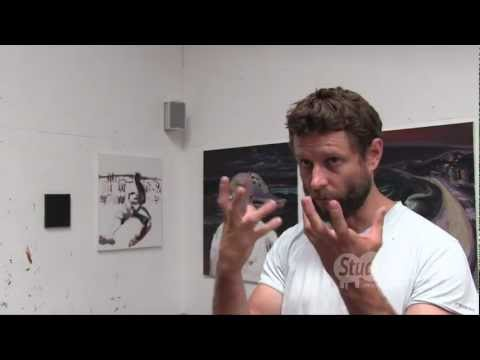 Kit Messham-Muir: Interview with Ben Quilty, artist, Robertson, Australia, 26 January 2013