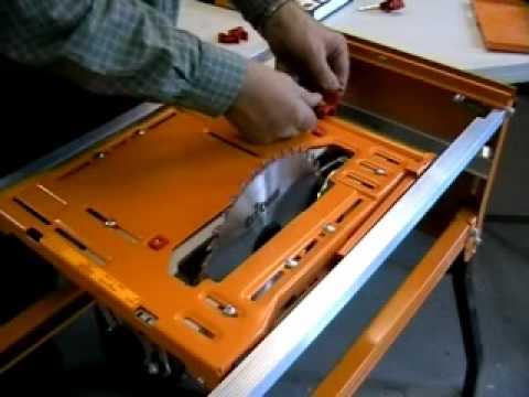 Triton Mk3 Router Table Manual