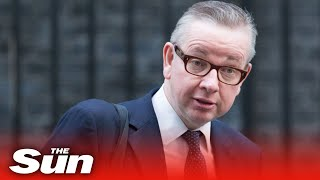 michael Gove daily briefing after Boris Johnson tests positive for coronavirus in full - Replay