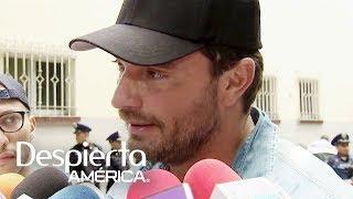 Julián Gil envía fuerte mensaje a Marjorie de Sousa tras visita semanal a Matías