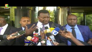 Chirchir, Wasanga Grilled By EACC Over Chicken Gate