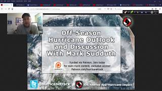 Off-season Hurricane outlook and discussion Jan 9, 2019
