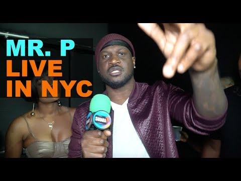 MR. P's (Peter P-Square) NYC SHOW RECAP