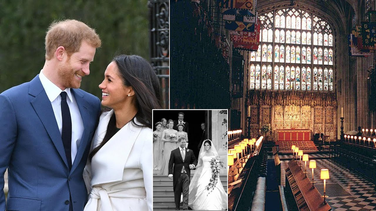 Harry Meghan Wedding Date.Wedding Date Choose Harry And Meghan Have Broken A Royal Tradition With Their Marriage Date