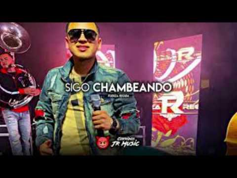 FUERZA REGIDA- SIGO CHAMBEANDO LETRA