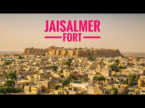 Things to do at Jaisalmer Fort | Siddhartha Joshi