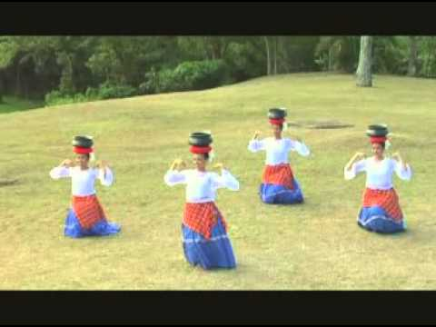Philippine Folk Dance - Binoyugan