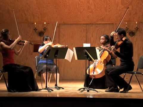 Bartok String Quartet No 3 Part 2
