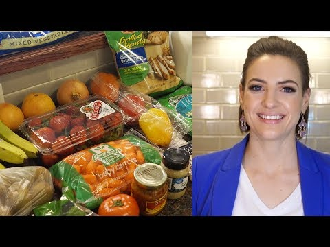 Weight Watchers Freestyle Grocery Haul 3.9.18