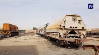 إمهال الحكومة حتى نهاية الأسبوع المقبل لحل مشكلة العاملين في سكة حديد العقبة - (20/2/2020)